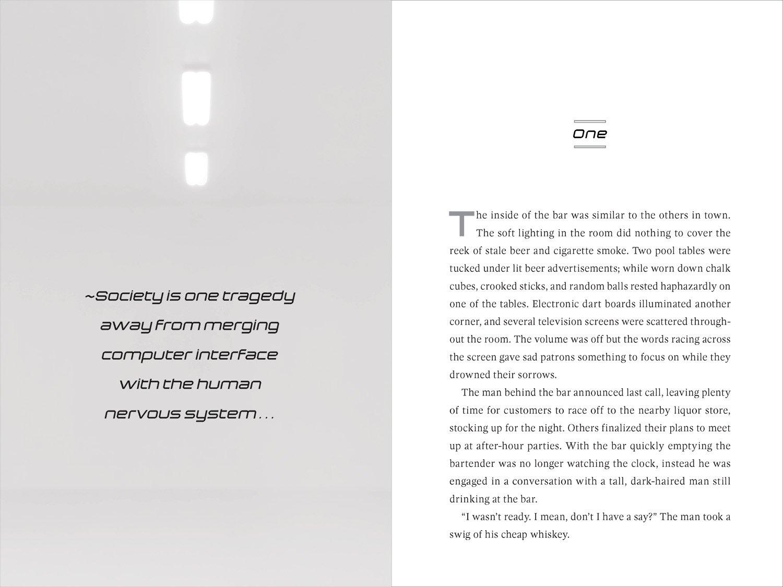 Open Book Design